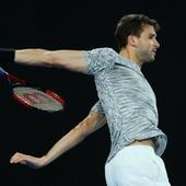 Australian Open: Grigor Dimitrov falls just short, but departs with head held high