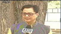AAP must realise they are no longer a street organisation, says Kiren Rijiju