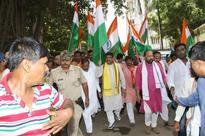 PNG Minister Dharmendra Pradhan joins Tiranga Yatra from Swaraj Ashram to Netaji birth Place at Cuttack