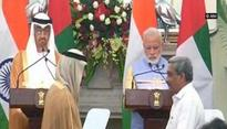 India, UAE sign 14 agreements in various fields including defence to boost strategic ties