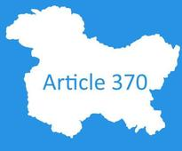 Punjab outfit demands scrapping of Article 370