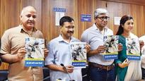 AAP manifesto promises to make Delhi garbage-free within a year