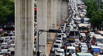 Traffic congestion at Begumpet; Officials visit spot
