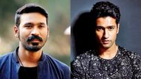 Has Dhanush replaced 'Masaan' actor Vicky Kaushal in upcoming movie?