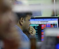 Sensex ends 241 pts up on encouraging economic data