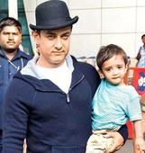 Aamir Khan reveals a very special moment about his son Azad