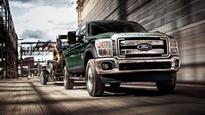 Ford recalls F-250, F-350, F-450 and F-550 trucks