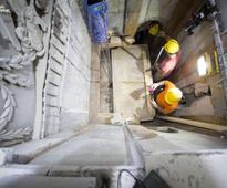 Jesus Tomb Opened for First Time in Centuries (Video)