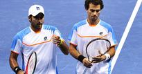 Aisam-Rojer out of Madrid Open