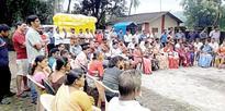 Poinguinim, Polem villagers  reject IIT project at Loliem