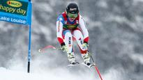 Gut opens super-G with Lake Louise victory