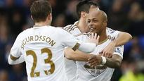 Sunderland continue pursuit of Swansea forward Andre Ayew