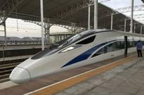 China's Standard high-speed EMU enters service