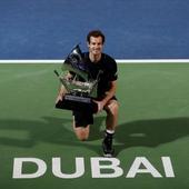 Dubai Open: Andy Murray wins first title of year by thrashing Fernando Verdasco