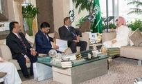 Alwaleed receives Sri Lankan envoy