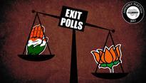 Gujarat exit poll predicts biggest ever BJP win. Hardik raises EVM concerns