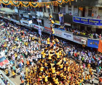 Dahi Handi height can't exceed 20 feet, SC rejects appeal