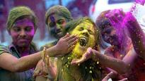 Students asked to submit written apology for celebrating Holi at Pakistan's Sindh University