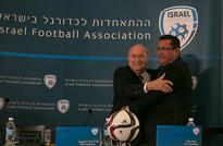 Palestinians try to kick WB soccer teams out of FIFA