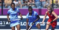 CWG: India beat England in women's hockey