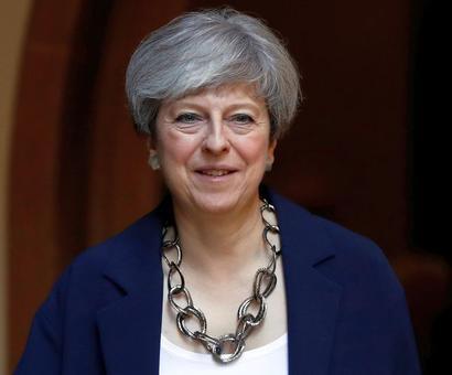 Theresa May unveils 'talented' new Cabinet, Priti Patel retains portfolio
