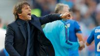Antonio Conte bids fond farewell to Italy after Euro 2016 quarterfinal loss