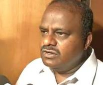 We'll sit in the Opposition: JDS' Kumaraswamy