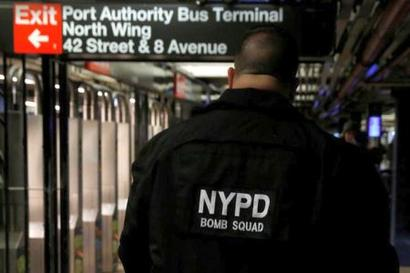 Trump blames 'lax immigration system' for NYC terror attack