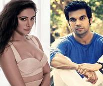 'Bareilly Ki Barfi' has Rajkummar Rao and Nargis Fakhri tied up in knots