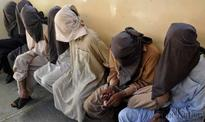 Afghan nationals among 93 arrested with arms, drugs in Peshawar