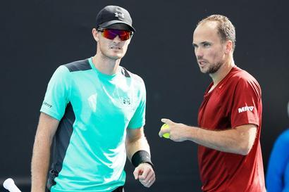 Scrap 'nonsense' doubles format, says Jamie Murray