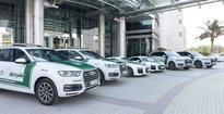 Dubai Police adds Audi R8 & Q7 to its Super Patrol Cars