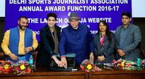Vijender Singh, Satpal honoured at DSJA annual awards
