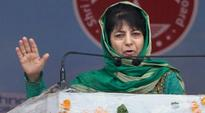 Kashmir in pain... we need to heal it together: Mehbooba