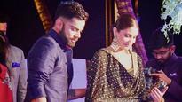 New video alert! Anushka Sharma and Virat Kohli BURN the dance floor with their version of Gori Naal Ishq Mitha