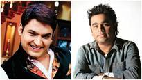 Kapil Sharma to croon for A R Rahman?