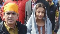 Aishwarya Rai Bachchan shoots for SARBJIT amidst crowd at Golden Temple - News