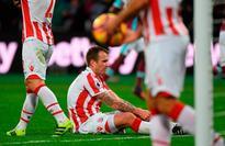 Irishmen Glenn Whelan has day to forget as Stoke hold West Ham