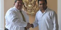 Telangana Minister KTR meets US official over students visa issue