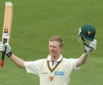 Young Silk's batting skills secure him spot on Ashes squad