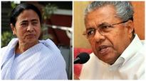 Unlikely alliance: Pinarayi Vijayan and Mamata Banerjee lead charge against Centre over cattle slaughter regulation