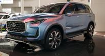Maxus D90 Concept Previews Upcoming Full-Size SUV