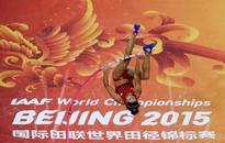 Olympic champion Suhr ups indoor world pole vault mark