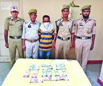 Thief arrested, stolen cash worth Rs 10 lakh recovered
