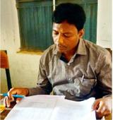 Odisha MLA from Laxmipur appears for HSC exam