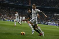 Real Madrid's game at Valencia rescheduled for Feb. 22