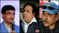 BCCI official Rajeev Shukla has some strict advice for battle-locked Ganguly, Shastri