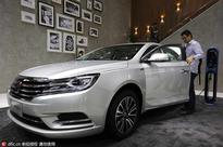 China auto sales up 6.3% in April
