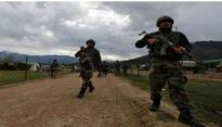 J-K: Army launches manhunt after terrorists attack 41 RR HQ