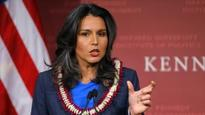 Congresswoman Tulsi Gabbard launches campaign for Diwali stamp